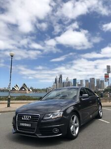 2012 AUDI A4 S LINE Sunroof & Navigation 120,000Km's 3 Keys $13,000