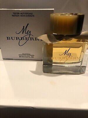 My Burberry By Burberry For Women EDP Spray Perfume 90ml 3.0 Fl Oz NewTester Box