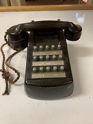 VINTAGE AEI TELEPHONE BAKELITE EXCHANGE OFFICE DESK PEN PHONE