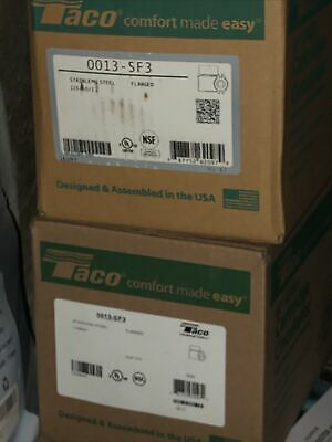 Taco 0013-sf3 Circulator Pump