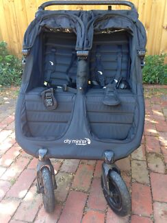 Baby jogger City Mini GT Double Pram Newport Hobsons Bay Area Preview