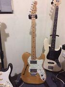 Fender telecaster thinline 72' reissue japan Canterbury Canterbury Area Preview