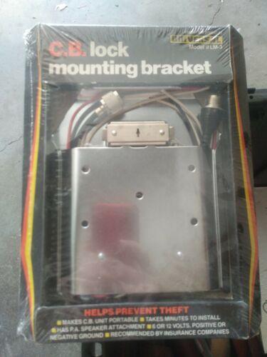 VTG NOS Universal Brand LM-3 CB Lock Mounting Bracket - $14.99