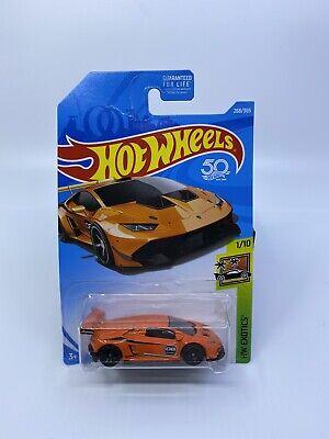 Hot Wheels Lamborghini Huracan LP 620-2 Super Trofeo Exotics 268/365