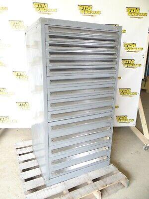 Vidmar Heavy Duty 15 Drawer Storage Cabinet