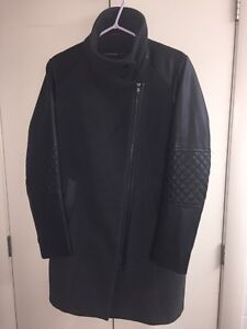 Grey Wool Jacket for Sale