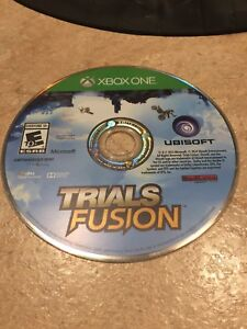 Trials Fusion Xbox One Game