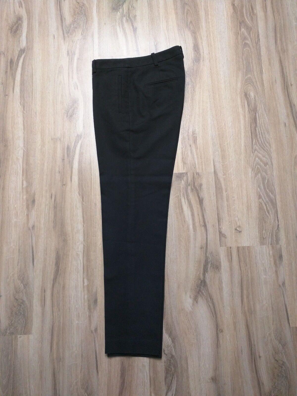 ESPRIT Damen Hose Anzug Business Büro Bundfalte 34 36 XS S TOP blau