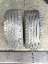 225 45/17 2 used tyres 80% tread Campbellfield Hume Area Preview