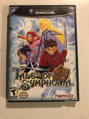 Tales of Symphonia, CIB (Nintendo GameCube, 2004)Fast Free Ship