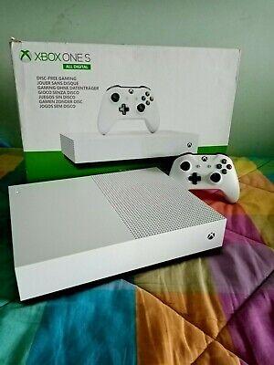 XBOX ONE S ALL DIGITAL 1TB PERFETTA, COME NUOVA IN GARANZIA !