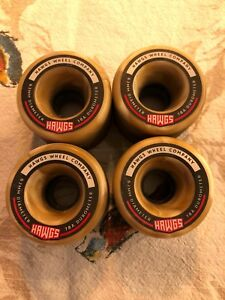 Longboard Wheels 63mm 78A