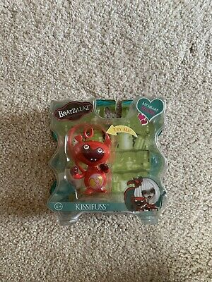 Bratz Bratzillaz KISSIFUSS Jade J' Adore's Magical Pet Heart Glows New