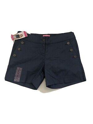 Isaac Mizrahi New York Tailored Short, Size 6 , Vintage Indigo