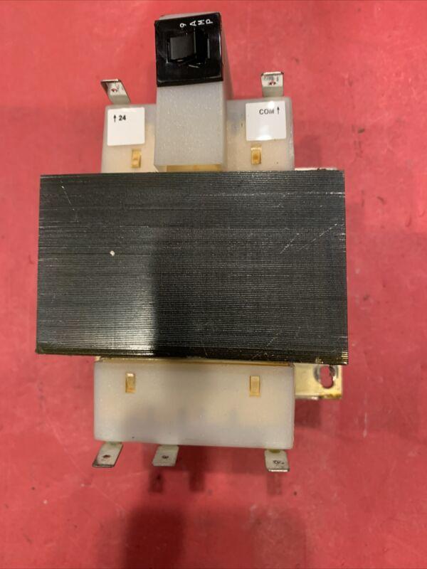 Hartland Controls Transformer 5321920 hct-46kb20br42271 208/230 PRI 24 SEC 150VA