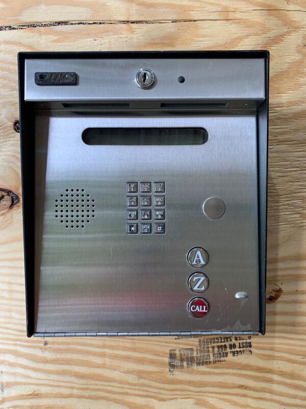 Doorking 1834-010 Intercom