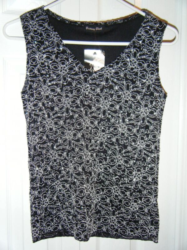 WOMENS WDNY BLACK  SIZE MEDIUM