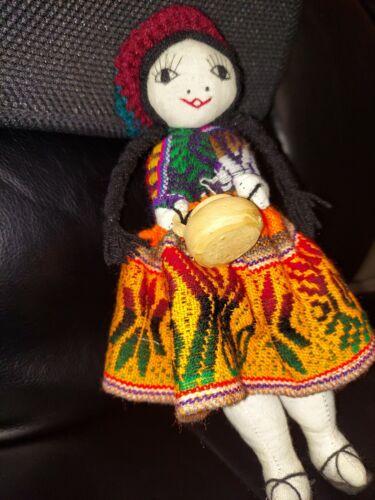 Haunted Doll- Spirit Doll- Maria Luisa- Paranormal-Mexican - $32.00