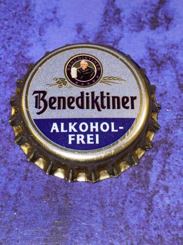 Kronkorken/Bottle Cap/Tappi - Benediktiner Alkoholfrei  - Neu