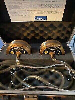 Antique Globe Geophone Ground Listening Device