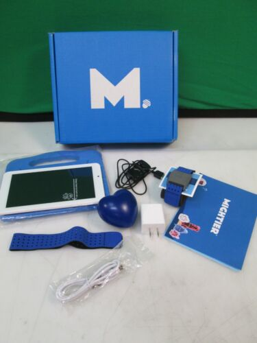 MIGHTIER BY NEUROMOTION LABS TABLET GAME SYSTEM HEART RATE MONITOR STARTER KIT