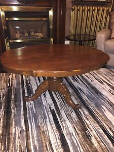 Solid Wood (Teak) Accent / Coffee Table