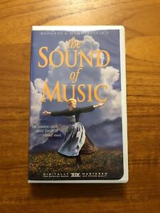 The Sound of Music VHS