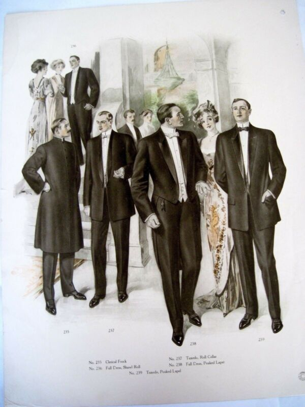 Fashionable 1900