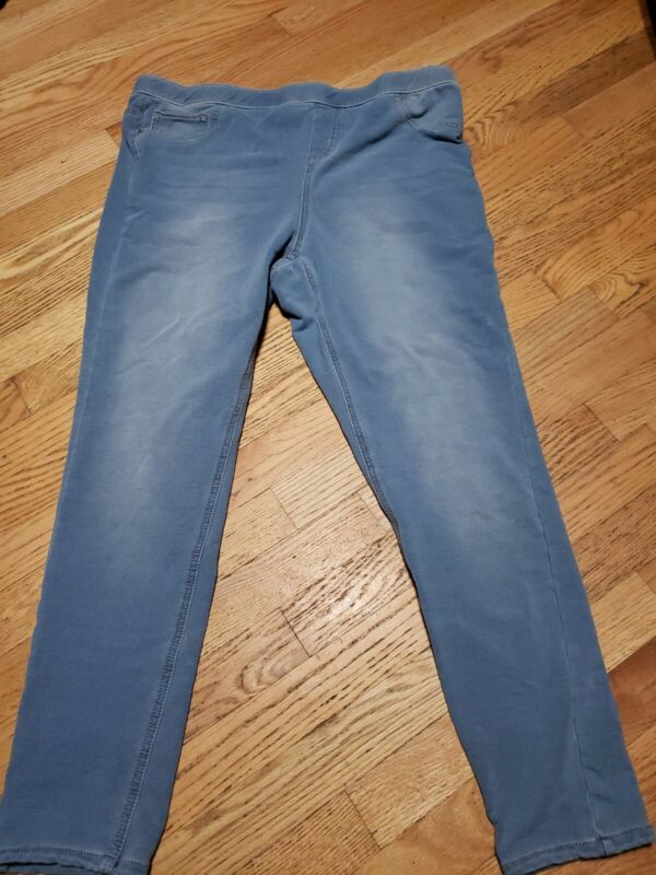 Girls Justice Jeggings Size 24 Plus