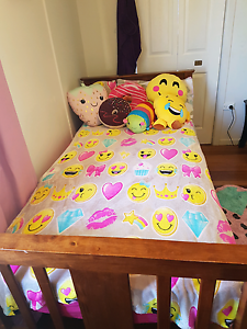 2x single wooden beds ( can be bunks) Margate Redcliffe Area Preview