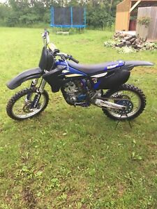 Good condition yzf250 f