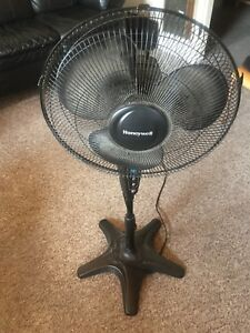 Floor Fan with Timer