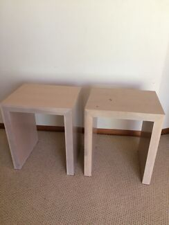 Wooden Bed Side Table