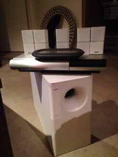 Bose Lifestyle 30 Series II (white) Southbank Melbourne City Preview