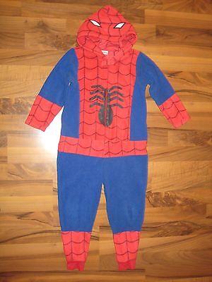 Spiderman Kostüm Hausanzug 5-6 Jahre (wurde nur wenig - Spiderman Anzug Kostüm