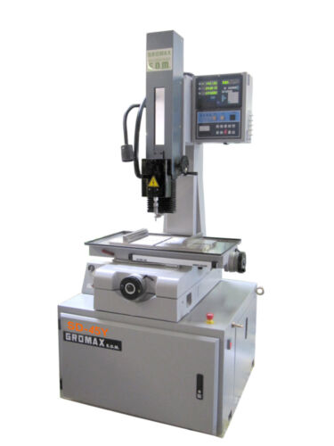 """SD-45Y: NEW GROMAX Drill EDM designed for workpiece with increased height to 21"""""""