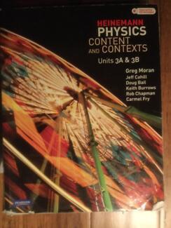 Heinemann Physics Unit 3A-3B
