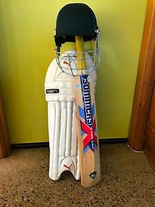 PROFESSIONAL CRICKET GEAR FOR SALE Coolagolite Bega Valley Preview