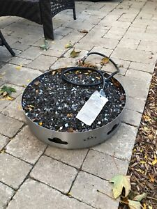 Napoleon Propane powered fire pit