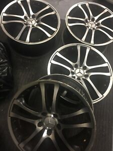 18' Mercerdes Audi Volkswagen wheels from Germany