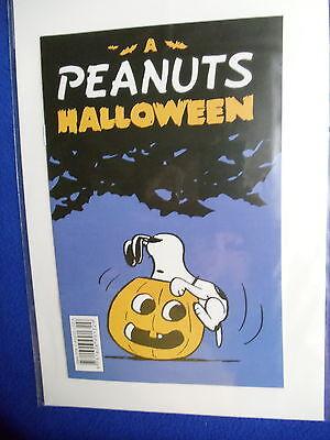 ~~ A PEANUTS HALLOWEEN ASHCAN ~ 2008 ~~ - Peanuts Halloween Comics