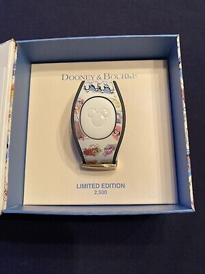 Disney Parks Ink & Paint Collection Dooney And Bourke Magicband UNLINKED NIB