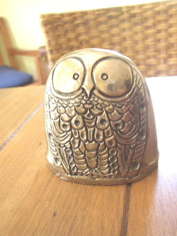 Owl Statuette, Wild Goose Studio, Ireland