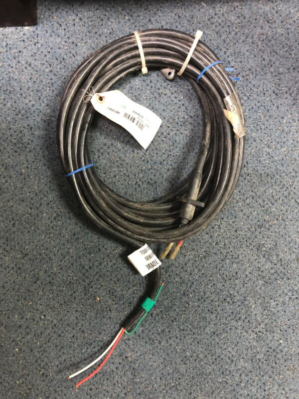 tsurumi pump power cable cord 0150400 NEW