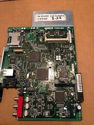 Toshiba Strata Ctx100 Actu2a 96 Basic System Processor One Year Warranty