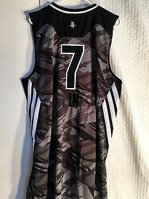 Adidas Swingman NBA Jersey Houston Rockets Jeremy Lin Black All-Star 2013 sz (Black Swingman Adidas Nba Jersey)