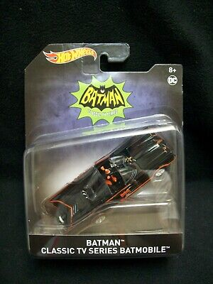 Hot Wheels Batman 1966 Classic TV Series Batmobile.