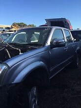 2005 Holden Rodeo for wrecking Brendale Pine Rivers Area Preview