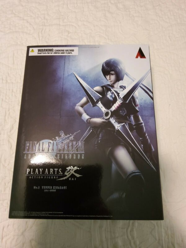 Square Enix Play Arts Kai Final Fantasy 7 Advent Children Yuffie