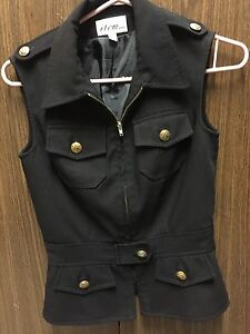 Fitted vest size 2